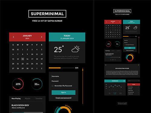 Superminimal