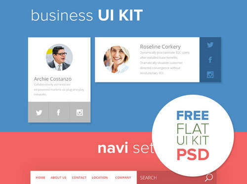 Business UI KIT