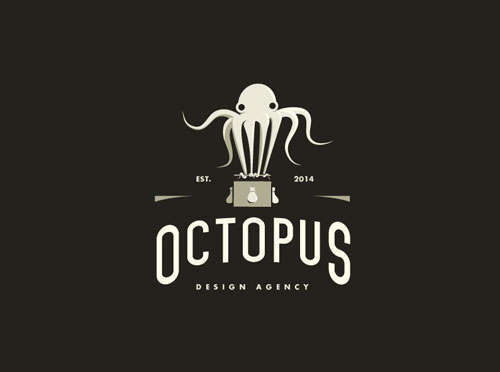 Octopus Design Agency Logo