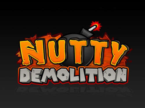 Nutty Demolition Logo