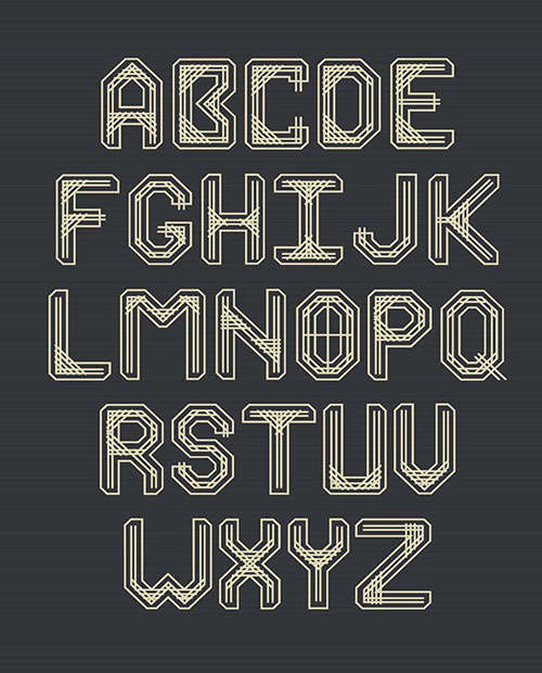 Marshall Font + Free Download