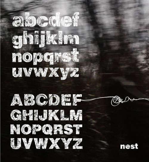 Nest Free Font
