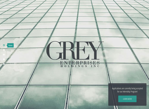 Grey Enterprises Holdings Inc