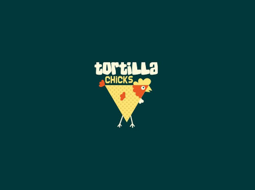 Tortilla Chicks Logo