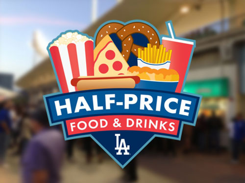 Half Price Food And Drink