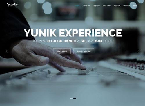 Yunik OnePage