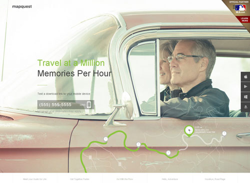 MapQuest Mobile Launch Site