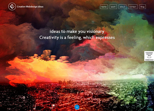 Creative Webdesign Ideas