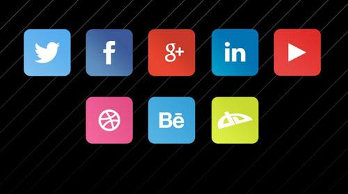 Free Icons socialmedia