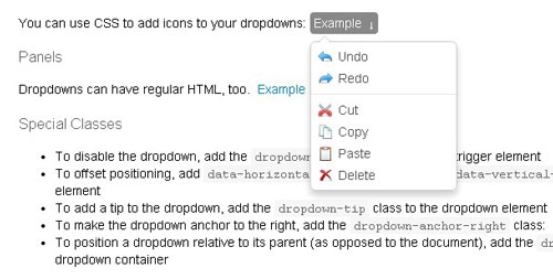 jQuery Bootstrap-style Dropdowns