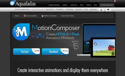 Motion Composer