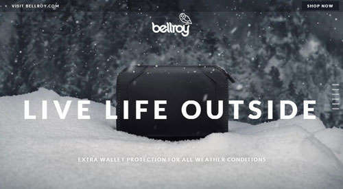Bellroy Live Life Outside