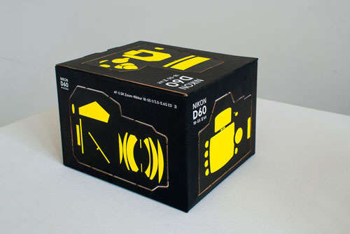 Sustainable Camera Packaging