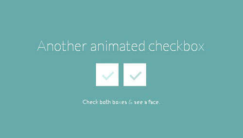 CSS3 Animated Checkbox