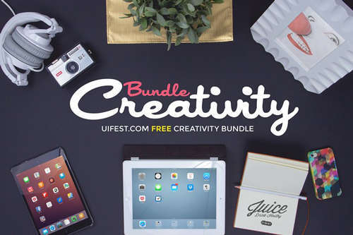 Creativity Free Bundle