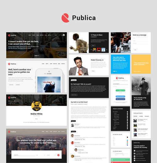 Publica UI Kit