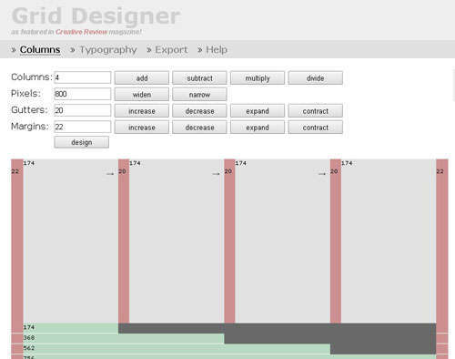 Grid Designer Online Css Grid Generator
