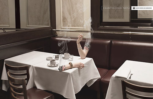 Anti-Smoking Advertisements