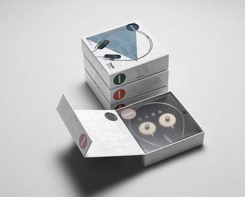 Gadget Packaging Designs