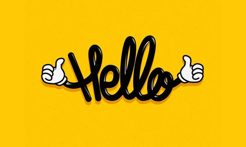 Hello Typography