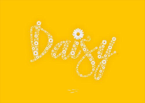 Daisy Typo