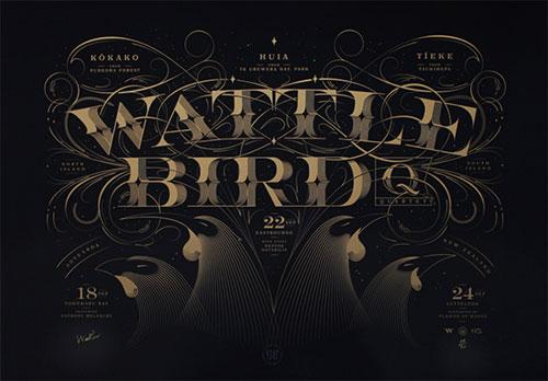 Wattlebird Quartet