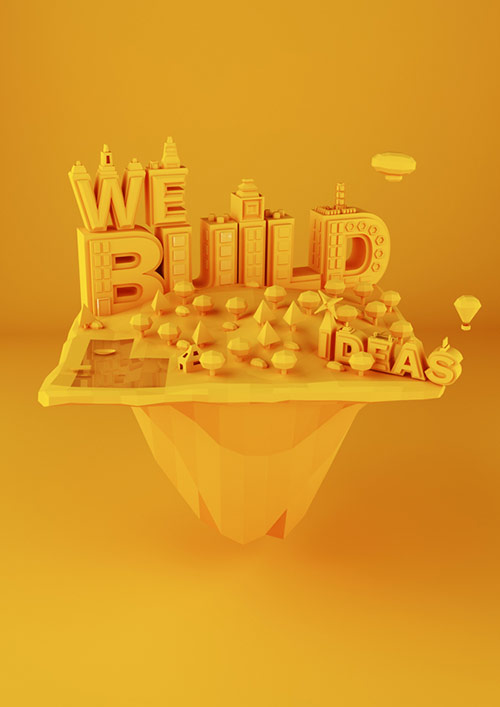 We Build Ideas