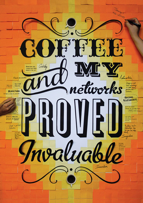 Coffee & My Networks Proved Invaluable